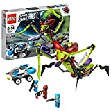 Lego Year 2013 Galaxy Squad Series 10 Inch Long Vehicle Set - STAR SLICER With Shooting Function, St
