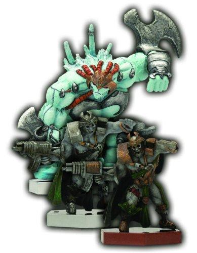 Mutant Chronicles: Golem of Ice
