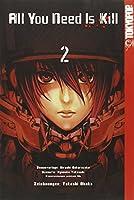 All You Need Is Kill Manga 02 German ed