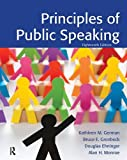 img - for Principles of Public Speaking book / textbook / text book