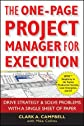 The One Page Project Manager for Execution: OPPM and Toyotas A3 Drive Lean Problem Solving and Communicate Strategy with a Single Sheet of Paper