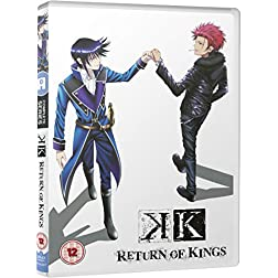K - Return of Kings - Standard DVD