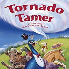 Tornado Tamer Audiobook by Terri Fields Narrated by Tyler Stoe