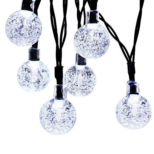 Fairy Crystal Globe Lights