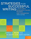 img - for Strategies for Successful Writing: A Rhetoric, Research Guide, Reader, and Handbook Plus MyWritingLab with eText -- Access Card Package (10th Edition) book / textbook / text book