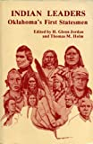 img - for Indian Leaders: Oklahoma's First Statesmen (The Oklahoma Series, Vol. 10) book / textbook / text book