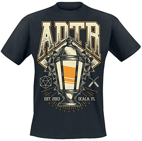 A Day To Remember Lamp T-Shirt nero S