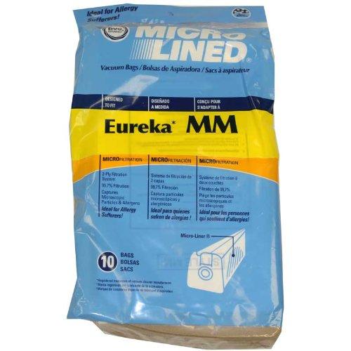 Eureka U Vacuum Bags front-25729