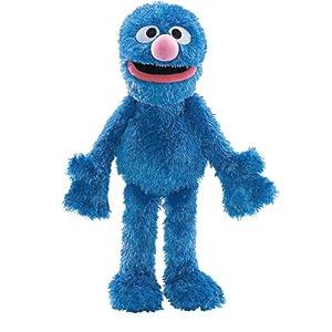 Gund Sesame Street Grover Plush 14.5 IN