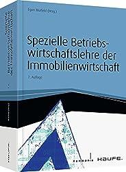 Spezielle Betriebswirtschaftslehre der Immobilienwirtschaft von Egon Murfeld