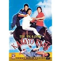 Kabayo Kids- Philippines Filipino Tagalog DVD Movie