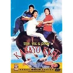 Kabayo Kids- Philippines Filipino Tagalog DVD Movie