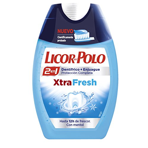 LICOR DEL POLO - 2 IN 1 extrafresh 75 ml-unisex
