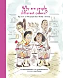 img - for Why Are People Different Colors?: Big issues for little people about identity and diversity (The Life and Soul Library) by Chris McCurry (2016-08-01) book / textbook / text book