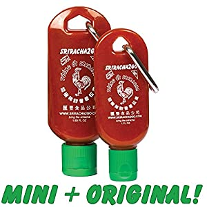 Sriracha2Go Sriracha Bottle, 0.19 Pound