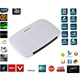 VicTsing Dual Core Android 4.2.2 Smart TV Box XBMC Media Player Full HD 1080P WIFI HDMI Netflix XBMC, YOUTUBE, Netflix, QQ, SKYPE, GAMES