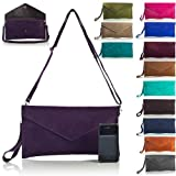 Pochette Violet Big Handbag Shop