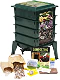 Worm Factory 360 Composting Worm Bin, Green