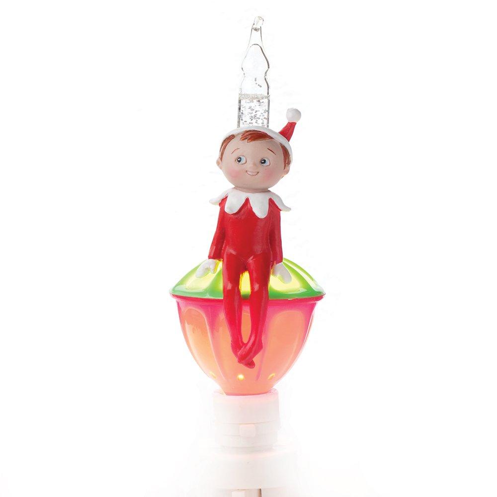 Christmas Bubble Night Light Webnuggetz Com