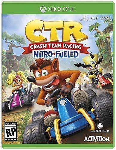 Crash Team Racing: Nitro Fueled (輸入版:北米) - XboxOne