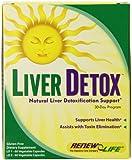 Renew Life Liver Detox LD1 - 60 Vegetable Capsules