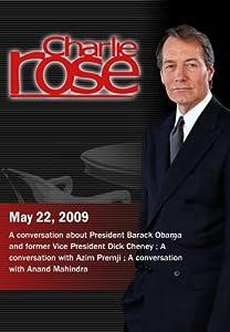 Charlie Rose - David Brooks /   Azim Premji / Anand Mahindra (May 22; 2009)