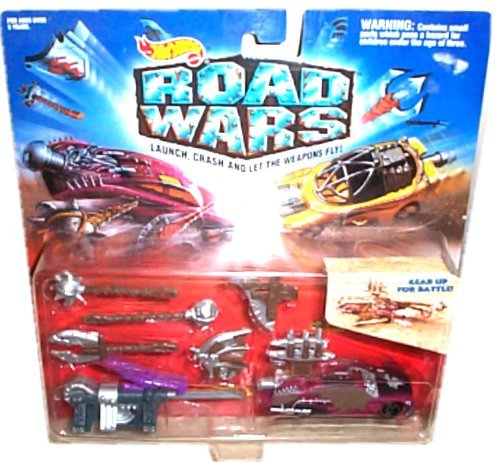Hot Wheels Road Wars the Impaler - 1