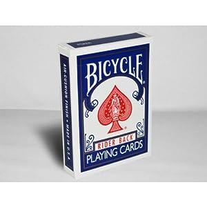 Cartes Bicycle Cartes Poker Cartes Bicycle Rider Back Bleu