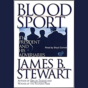 Blood Sport Audiobook