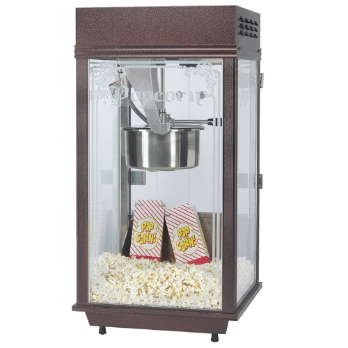 Gold Medal 2147 8 Oz Deluxe Pinto Pop Popcorn Popper