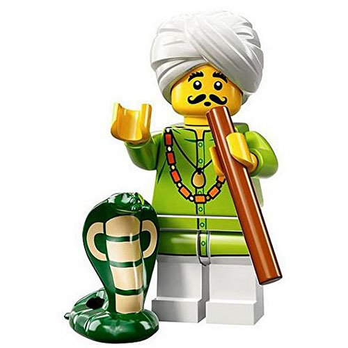LEGO Minifigures Series 13 Snake Charmer Construction Toy - 1