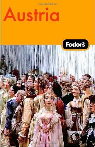 Fodor's Austria, 12th Edition