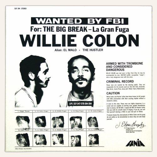Willie Colon - La Gran Fuga - Zortam Music