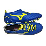 Morelia Neo MD FG Football Boots Dazzling Blue/Bolt/White