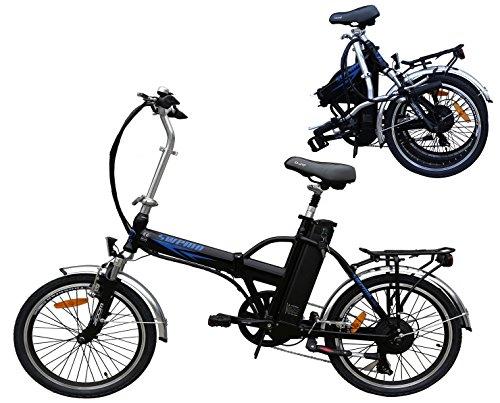 20 Zoll SWEMO Alu Klapp E-Bike / Pedelec SW100 Modell 2016 Neu
