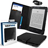 "Amazon KINDLE CUSTODIA con innesto su contatto LUCE di LETTURA a LED - COPERTINA in NERO da G-HUB per 6 pollici Amazon Kindle / KINDLE 4 e-Reader / Gen4 / 4° Generazione Amazon Kindle 2011 Release Modello / Amazon Kindle Wi-Fi, 6"" E Ink Display )"