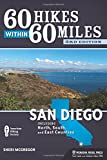 img - for 60 Hikes Within 60 Miles: San Diego: Including North, South and East Counties book / textbook / text book