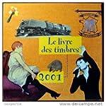 Le livre des timbres 2001