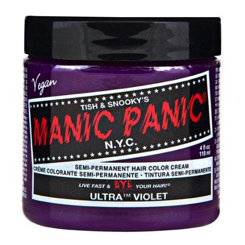 manic panic マニックパニック マニックパニックヘアカラー ウルトラヴァイオレット MC11031 118ml