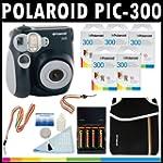 Polaroid PIC-300 Instant Film Analog...