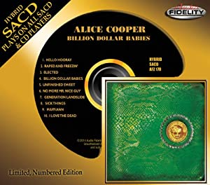 Billion Dollar Babies [Sacd]