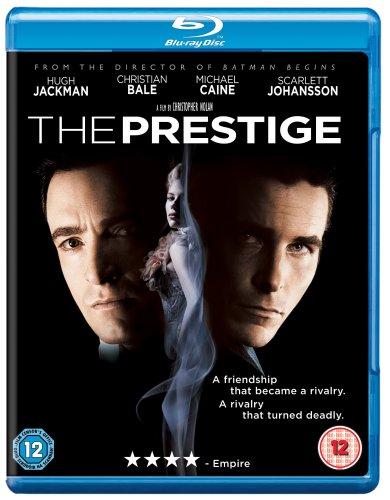Престиж / Prestige, The (Кристофер Нолан / Christopher Nolan) [2006 г., Фантастика, Триллер, HDRip-AVC]