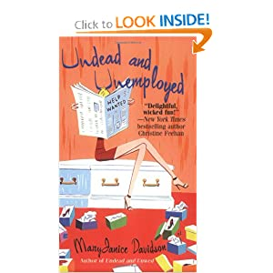 Undead and Unemployed - MaryJanice Davidson
