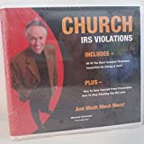 img - for Church IRS Violations (CD edition) book / textbook / text book
