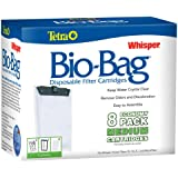Tetra 26352 Whisper Bio-Bag Cartridge, Unassembled, Medium, 8-Pack