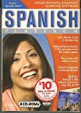 Product B004JBONAY - Product title Spanish Platinum Award-winning Language Learning Software
