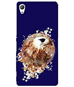 Astrode Printed Designer Back Case Cover For Sony Xperia Z3