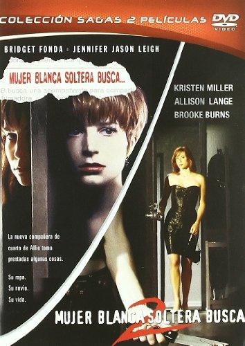 Colección Sagas: Mujer Blanca Soltera Busca [DVD]