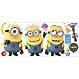 Roommates-Rmk2081Gm-Despicable-Me-2-Minions-Giant-Peel-And-Stick-Giant-Wall-Decals