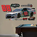 (32x83) Nascar Dale Earnhardt Jr 2013 Diet Mt Dew Car Wall Decal Sticker